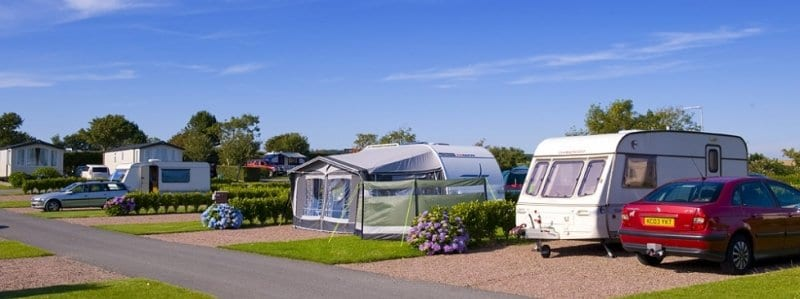 Woods Farm Caravan and Camp Site