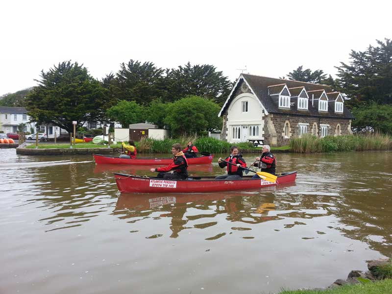 Canadian-Canoe-Atlantic-Pursuits-Bude-Canal