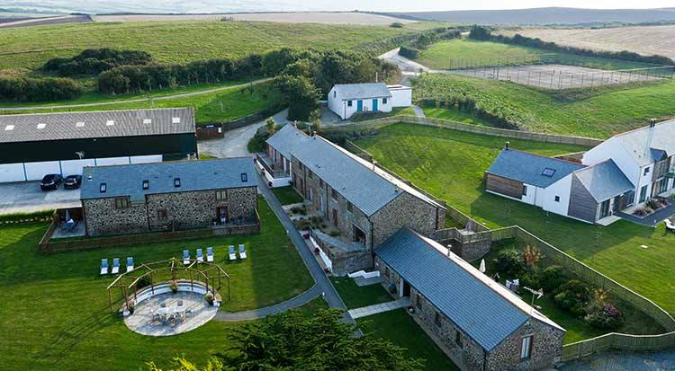 Whalesborough Farm Cottages Dog Friendly Cottages Bude Cornwall
