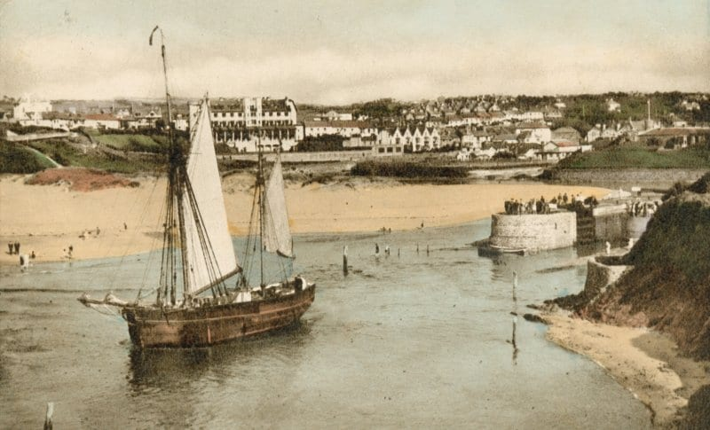 The 'Ceres' and Bude Haven