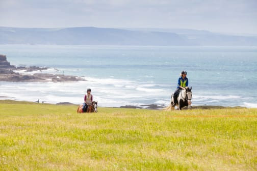 Horse Riding in Bude