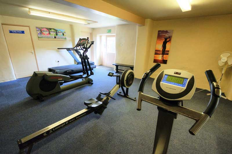 General Broomhill Manor Image gym