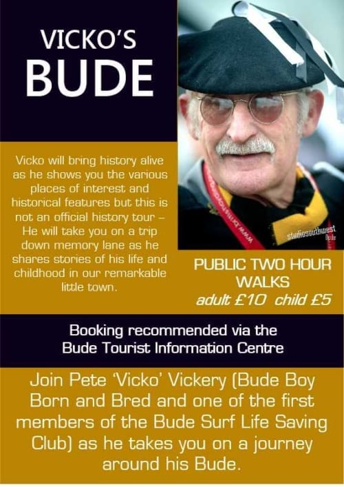 VICKO's GUIDED WALK